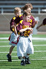 Redskins vs Broncos in 2010 SBMSA JV Flag Playoff championship game for the 9-10 year olds played at Tully Stadium. Broncos win.