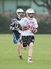 The Eagles of Ft. Bend Baptist Academy travel to Scotty Caven Field for a 7th grade boys lacrosse game against the Mavericks of St. John's School. Eagles win.