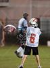 The Woodlands Highlanders 8th grade club boys lacrosse team plays the Mavericks at St. John's School's Scotty Caven Field in Hosuton. The Mavs take a 0-14 drubbing.