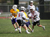20 Middle School Lacrosse Teams from South Texas Played at St. John's in the 2011 Junior Jam. Here, Kinkaid plays St. John's at 10am on Field 2.