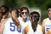 The Kinkaid Lady Falcons play AOS's Angels in the HJPC girls lacrosse championship. Kinkaid won a close 10-8 game.