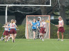 The Chargers from Pin Oak School visited St. John's Skip Lee Field for 7th grade girls lacrosse to play the Lady Mavericks. Pin Oak wins.