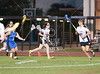 Episcopal's JV2 Knights win 8-7 in sudden death OT at St. John's against the Mavericks in Lacrosse