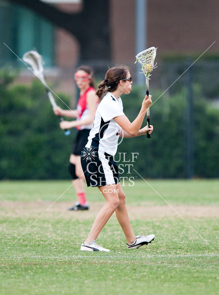 The Bellaire Lady Cardinals travel to St. John's to take on the Mavericks in Lacrosse. SJS wins.