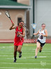 "The citywide D1 championship for US Lacrosse's high school varsity girls division matched St. John's Lady Mavericks against the Iron Maidens of Cy Fair at Kinkaid. Cy Fair wins 17-15. Game log here: <a href=""http://gsee.es/bs"">http://gsee.es/bs</a>"