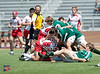"12 Texas Teams participated in the 2011 tournament held at Strake Jesuit HS. Schedule and results at <a href=""http://gsee.es/b8"">http://gsee.es/b8</a>. Galleries at <a href=""http://gsee.es/RT11"">http://gsee.es/RT11</a>. Here St. Thomas's Eagles play Strake Jesuit's Crusaders in D1 semifinal action. STHS won 56-7."