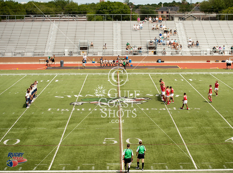 "12 Texas Teams participated in the 2011 tournament held at Strake Jesuit HS. Schedule and results at <a href=""http://gsee.es/b8"">http://gsee.es/b8</a>. Galleries at <a href=""http://gsee.es/RT11"">http://gsee.es/RT11</a>. Here Dallas Jesuit plays St. Thomas for the championship in single-school D1 action. St. Thomas wins 7-6."