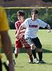 St. John's Mavericks host St. Stephen's Episcopal School's Spartans varsity boys for SPC soccer at Scotty Caven field on the SJS campus. Spartans win 2-0