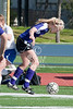 Kinkaid Falcons host St. Andrews at Barnett for Varsity Girls Soccer in SPC. Kinkaid wins 1-0 on a goal by 4, assisting 23 in the first.