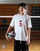 St. John's School Upper School Boys 2010 Volleyball Portraits