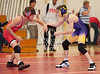 The Eagles of St. Thomas High School in Houston host wrestlers for a pre-season scrimmage. Attending were the Falcons of Kinkaid, the Lamar Redskins, and St. John's Mavericks. Here St. Thomas takes on Lamar. STHS wins the match.