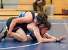 Houston's St. John's School's Mavericks travel to nearby Bellaire's Episcopal High School to take on the Knights in JV and Varsity wrestling. Exhibition matches preceded the counters, which Episcopal won 92-72.