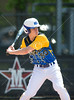 The Brazoswood Christian School (BCS) Eagles travel to Taub Field to play St. John's Mavericks in varsity baseball. In a 9-inning game, the Mavs won 9-1.