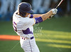 The Kinkaid Falcons (12-4, 3-0) host Episcopal's Knights in an SPC counter game of baseball. The Falcons won it on a walk-off single up the middle by Sr. Andrew Rubenstein driving in the winning run with a 2-1 final. Tues., Apr. 17, 2012. Sanders Field, Kinkaid School, Houston, Tex. (Kevin B Long / Gulf Coast Shots)