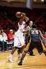 The University of Houston Cougars (12-13, 4-8) host the Golden Eagles of the University of Southern Mississippi in C-USA conference play at Hofheinz Pavilion in men's NCAA D1 basketball. Cougars score 93.3% FT's in second half to build a small lead and hold on for a 73-71 win.  Sat., Feb 18, 2012. (Kevin B Long / Gulf Coast Shots)