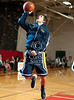 The Westbury Christian Wildcats play St. John's Mavericks in Liu Court for men's varsity basketball. WCS wins.