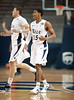 The Rice Owls host the Lamar Cardinals in NCAA D1 boys basketball. Rice falls 81-87.