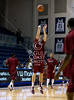 The Temple Owls from Philadelphia travel to Tudor Court at Rice University take on the Rice Owls in a holiday men's basketball contest. Temple led from the first to the end, winning 77-70.