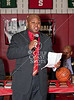 SJS boys' basketball banquet