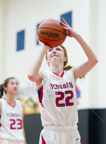 The Splendora Wildcats play the Tomball Lady Cougars at the 7th annual Willis Frito-Lay Holiday Classic in girls varsity basketball.