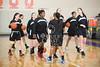 Kinkaid's Falcons host St. John's Mavericks in the SPC D1 girls basketball championship. Falcons win 48-44. Sat., Feb 14, 2012. (David Shutts / Gulf Coast Shots)