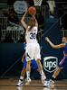 The Houston Baptist University Huskies played Rice University's Lady owls at Tudor Court in basketball. Rice runs away with it, 75-42.
