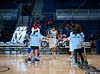 The Rice Lady Owls host the Wildcats of Texas State Univeristy for a holiday basketball game. The Owls took the lead from the first basket straight through to a 73-66 win.