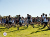 """Teams from across the Southwest Preparatory Conference assemble in Dallas' Norbert Park for the 2011 3-mile Cross-Country race. Both boys and girls were awarded medals to the fastest 20 runners, and to the top 2 teams. Results posted at <a href=""""http://gsee.es/hj"""">http://gsee.es/hj</a>"""