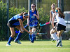 St. John's Mavericks host Episcopal's Knights for JV field hockey at Finnegan Field. SJS's Mavs win 2-0 over EHS.