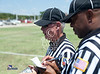 General photos (including snapshots of referee score sheets) from the TPSCA 7-on-7 tournament.
