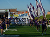 Morton Ranch's Mavericks take the visiting side as Seven Lakes' Spartans play home at Katy ISD's Rhodes Stadium in a UIL 5A R3 D19 counter game of high school football. Behind 0-14, Morton Ranch comes back in the 4th to win 16-14.