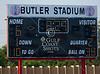 Katy Taylor plays HISD's Westside at Butler Stadium. Westside wins 59-23.
