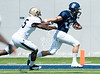 The Owls of Houston's Rice University break a ten-year losing streak against BCS teams with a 24-22 win over Purdue's Boilermakers at Rice Stadium.