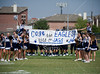 Clear Lake Christian's Eagles visit Emery-Weiner Jewish School in Houston for 6-man football. The Jags won at homecoming, 48-0, with an early game.