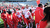 The University of Houston Cougars play the Nitany Lions of Penn State in the Ticket City Bowl NCAA D1 football bowl game at the Cotton Bowl in Dallas. Houston wins 30-14.