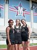 St. John's 2012 Women's Varsity Track and Field captains