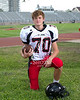 St. John's School 2011 Junior Varsity football portraits
