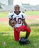 St. John's School 2011 Junior Varsity football portraits
