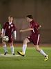 The St. John's Mavericks face off with the Holland Hall Dutch for Varsity Boys Soccer in SPC