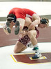 Wrestlers from across the US convene upon Lehigh University to compete in the 77th National Prep School Wrestling Championships. Lehigh, Penn., Feb. 24, 2012. (AP Photo / Kevin B Long)