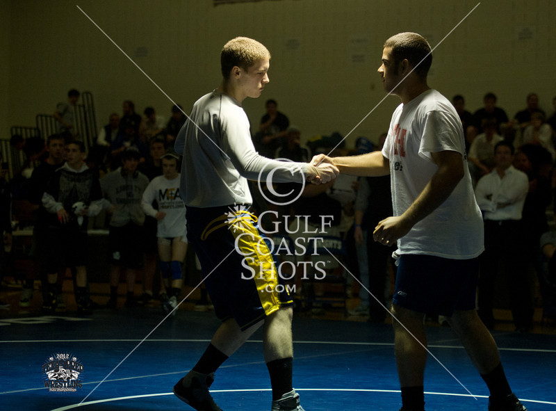 20 Private Schools from across Texas convene at Episcopal High School for the 2012 Texas Prep Wrestling Championships.