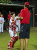 West U American's all-star 12-year-old team plays host to Bellaire at Wallin Field for the Texas District 16 Little League playoffs. Bellaire wins 9-2 to advance to the consolation bracket finals. Sun. Jul. 2, 2012. West University, Tex. (Kevin B Long / GulfCoastShots.com)