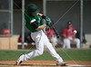 West U's #2 leads off with a single for the green in the top of the 1st. West University Senior division Little League tournament team takes on Victoria West in game 1 of the 2012 Texas East State Little Tournament. Sat., Jul 21, 2012. Tyler, Tex. (Kevin B Long / GulfCoastShots.com)