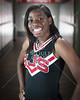 2012 St. John's cheerleading portraits