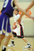 The Mavericks of St. John's School play the Falcons of Kinkaid on their home turf in Game 6 of the boys Division 1 winter 2009 SPC basketball tournament.