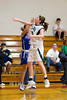 Episcopal High School's Knights take on Oakridge's Owls in  Game 5 of SPC Winter Division 1 Girls Basketball in Houston.