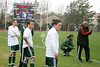 The Greenhill School's Hornets play the Dragons of The John Cooper School in Game 2 of the SPC Division 1 Boys Soccer Tournament.