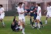 Casady's Cyclones of Oklahoma City play The Kinkaid School's Falcons in Boys Division 2 SPC Soccer February 13, 2009.