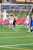 Houston's lady Knights of Episcopal High School take on the Eagles of Episcopal School of Dallas in Game 10 of the Division 1 soccer winter SPC tournament played at Kinkaid.