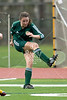 The Greenhill School's Hornets play division 1 girls soccer against the Kinkaid School's Falcons in an SPC Winter 2009 tournament.